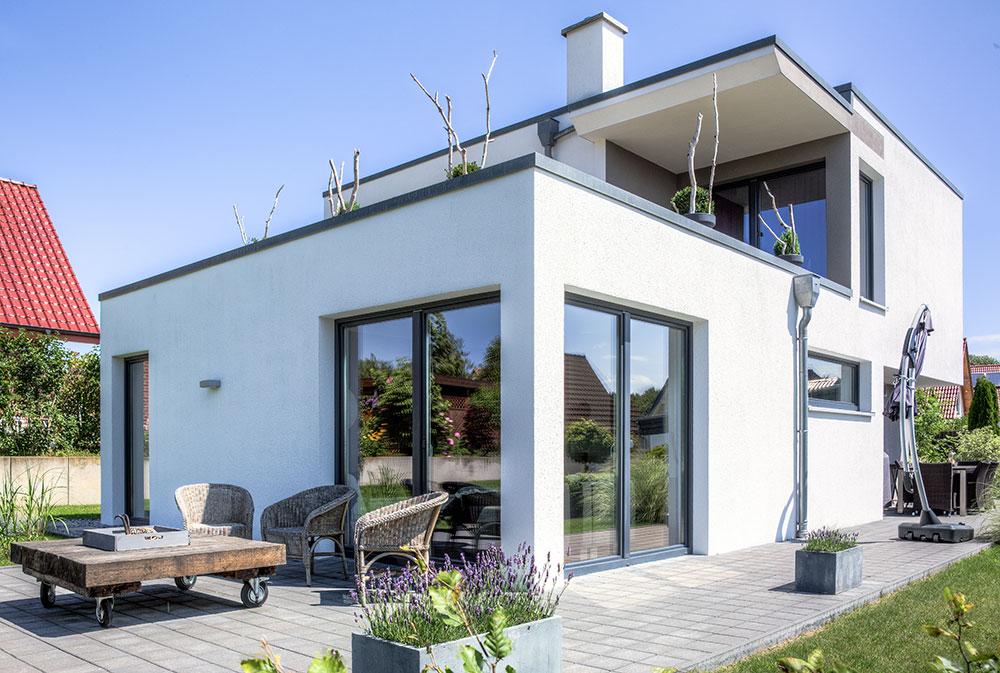 Architekten Bauhaus bauen in melle h s trompeter baubegleitung